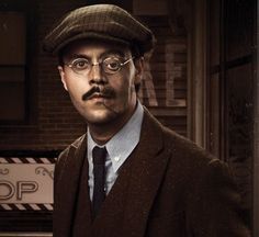 Richard Harrow (played by Jack Houston) is probably the best written and best acted role on television.  He is far over due for an Emmy.