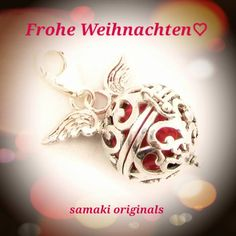 Wir wuenschen Frohe Weihnachten, herzlichst, www.samakishop.com und samaki originals #Engelrufer