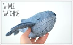 Denim Whale DiY
