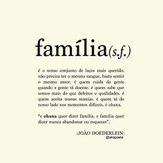 Família - João Doederlein