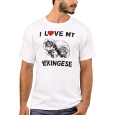 I Love my Pekingese