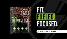 It works Keto Coffee!!!!!! Be Fit. Be Fueled. Be Focused. Fit Work, Fuel Works, Focus Works!!!!! $39