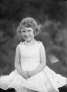 Princess Elizabeth, July 21, 1931 | Flickr - British Monarchy