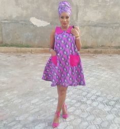 available add us Short African Dresses, Short Dresses, Summer Dresses, Ankara Dress Designs, African Traditional Dresses, Africa Fashion, House Dress, African Design, African Wear