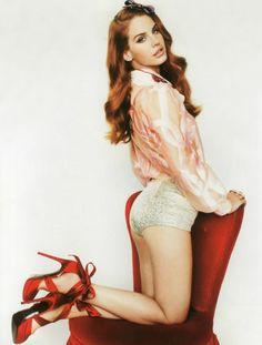 Lana Del Rey Vogue UK