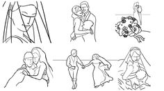 婚紗 人像 攝影 入門:21個 婚攝 經典 POSE 參考方案 | DIGIPHOTO-用鏡頭享受生命