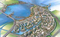 Resultado de imagem para xiamen bay artificial island