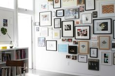 Over the Top Gallery Walls: 10 Wall Parties that Prove More is More