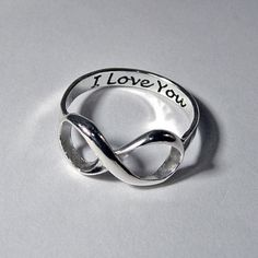 The promise ring I want from the boyfriend I don't have. Meh.