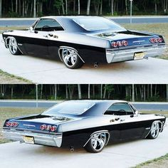 awesome Bad Ass Impala!!!!!... Muscle Cars