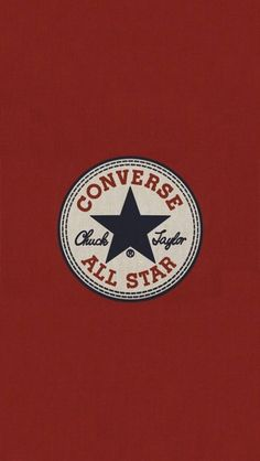 Converse All Star - http://theiphonewalls.com