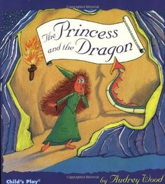 The Princess and the Dragon -- a young princess and a dragon decide to switch places in this funny tale that addresses preconceptions