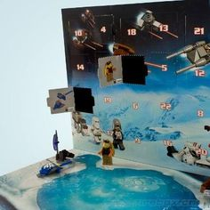 Lego Star Wars Advent Calender, The Christmas countdown starts here. Buy in advance to avoid disappointment the force will be strong with this one