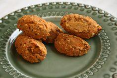 Edu's Pantry: Pastéis de Batata-doce e Atum