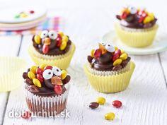 Cupcake alá moriak Open Kitchen, High Tea, Mini Cupcakes, Thanksgiving, Easter, Sweets, Food, School, Deserts
