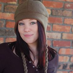 10 Fleece Hat Sewing Pattern | #DIY to Make                              …