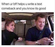 Can't stop laughing because these memes are way too hilarious then you think. Check our compilation of top 40 funny memes that will cure your bad day. Funny Best Friend Memes, Crazy Funny Memes, Really Funny Memes, Stupid Funny Memes, Funny Tweets, Funny Relatable Memes, Haha Funny, Funny Stuff, Bff Quotes Funny