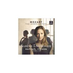 Sabine Devieilhe - Mozart: The Weber Sisters (CD)