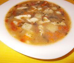 Fish Soup/Greek Food