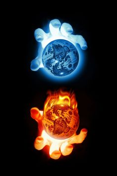 Image detail for -Psicoactiva Sensibilidad: Fire and Ice