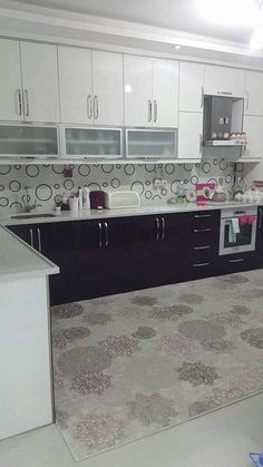 Home Decor Kitchen .Home Decor Kitchen Simple Kitchen Design, Kitchen Room Design, Home Decor Kitchen, Interior Design Kitchen, Home Kitchens, Interior Modern, Modern Kitchen Interiors, Modern Kitchen Cabinets, Kitchen Cupboard Designs