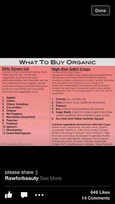 organic buy