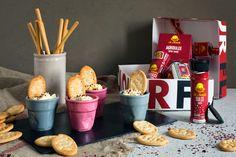 Paté de Feta con Escamas de Pimentón / Feta Cheese Pâté with Smoked Paprika Flakes #concurso #contest #lachinatacom