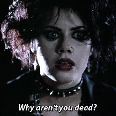 "When you see a Facebook message from an ex. | 25 Times Nancy From ""The Craft"" Had The Perfect Reaction"