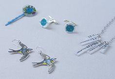DIY Shrinky Dink Jewelry