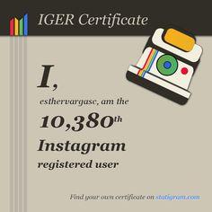 Descubre las estadísticas de tu cuenta de Instagram y crea instantáneas para compartir.