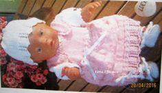 Baby born Opskrift nr. 11