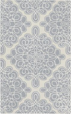 Surya CAN1957 Modern Classics Rectangle Area Rug
