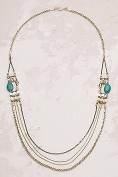 Azure Layered Necklace