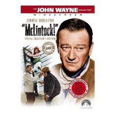 My favorite John Wayne Movie