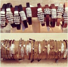 leather armcandy