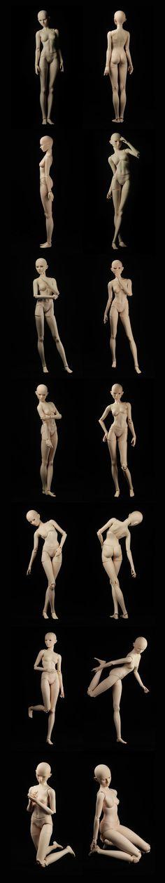 Female Body nuevo                                                                                                                                                                                 More