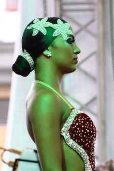 Encuentro Internacional de Salsa - Ritmo Extremo - Bailarina - Medellín