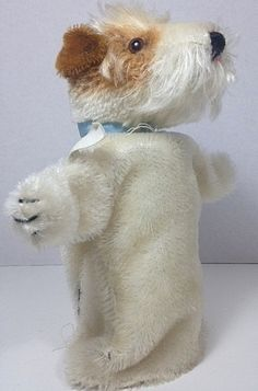 Vintage Steiff Foxy Terrier