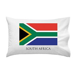South Africa - World Country National Flags - Pillow Case Single Pillowcase