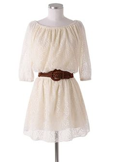 Perfect with some good boots ;) summer and county outfits :)