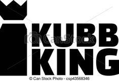 Bilderesultat for kubb drawing