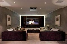 home cinema room - Google Search