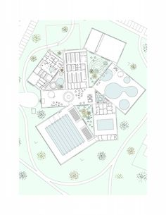 Architecture Drawings, Primary School, Aqua, Presentation, How To Plan, Ideas, Projects, Design, Concept