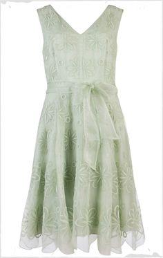 Summer Wedding Guest Dresses | Ted-Baker-Letaa-Embroidered-Dress