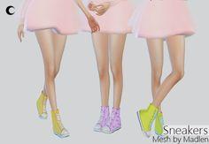 Sneakers at Kalewa-a • Sims 4 Updates