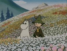 It's as important to know how to be alone as it is to know how to get along. | 50 Lessons That Moomins Can Teach You AboutLife