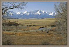 Crazy Mountains, Big Timber,  Montana