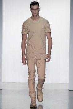 Calvin Klein Collection Spring/Summer 2015 Menswear Collection   British Vogue