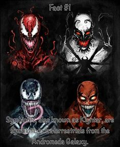 Love this I'm glad someone is doing it for symbiote always support pages that doing something cool ✌ @symbiote_facts - 03/31/16 #venom #carnage #toxin #antivenom #symbiotes #marvel #marvelcomics #Regrann