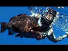 Spearfishing Underworld 14►GREECE►Blue Ocean►4K